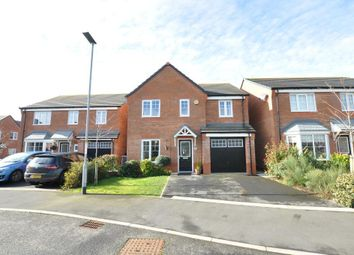 Thumbnail 4 bedroom detached house for sale in Primrose Close, Warton, Preston, Lancashire