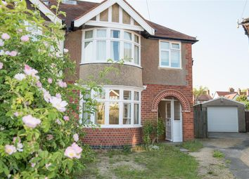 Thumbnail 4 bed semi-detached house to rent in Burrows Close, Headington, Oxford