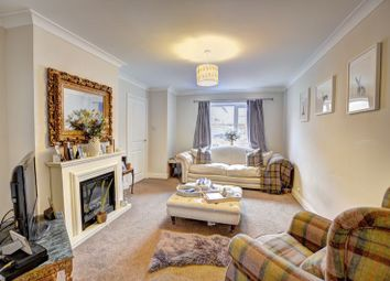 Thumbnail 2 bed semi-detached house for sale in Aydon Crescent, Alnwick, Northumberland