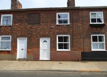 Thumbnail 1 bedroom terraced house to rent in Northgate, Beccles