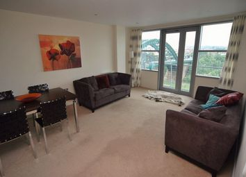 Thumbnail 2 bedroom flat for sale in Echo 24, Riverside, Sunderland, Tyne & Wear