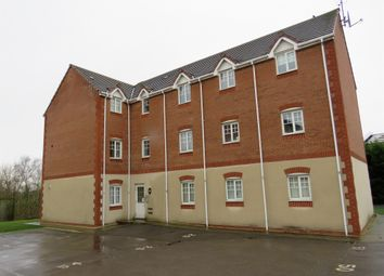 Thumbnail 2 bedroom flat for sale in Izod Road, Rugby