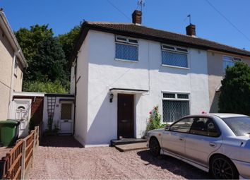 Thumbnail 3 bedroom semi-detached house for sale in Durberville Road, Wolverhampton