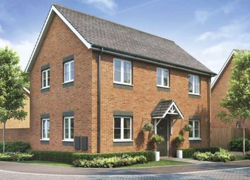 Thumbnail 3 bedroom detached house for sale in Shawbury, Shrewsbury, Shropshire