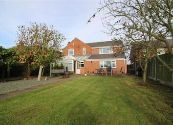 Thumbnail 4 bed detached house for sale in Woodhouse Road, Horsley Woodhouse, Derbyshire