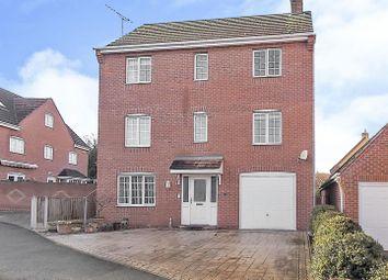 4 bed detached house for sale in Derbyshire Drive, Castle Donington, Derby DE74