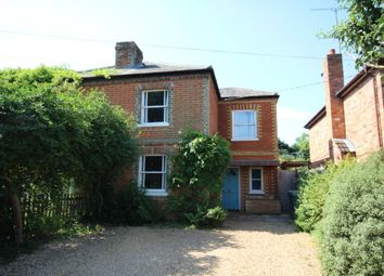 Thumbnail 3 bed semi-detached house for sale in Hungerford Lane, Shurlock Row, Reading