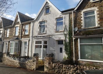 Thumbnail 5 bed terraced house for sale in Rugby Avenue, Neath