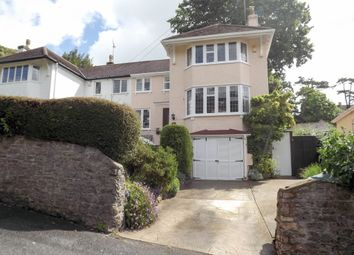 Thumbnail 3 bed semi-detached house for sale in St. Michaels Road, Torquay