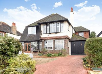 Thumbnail 5 bedroom detached house for sale in Hambledon Hill, Epsom