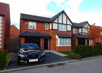 Thumbnail 4 bed detached house for sale in Whistle Hollow Way, Offerton, Stockport, Chehsire