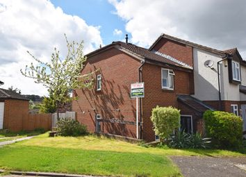 Thumbnail 3 bed end terrace house for sale in Woodchurch Close, Chatham
