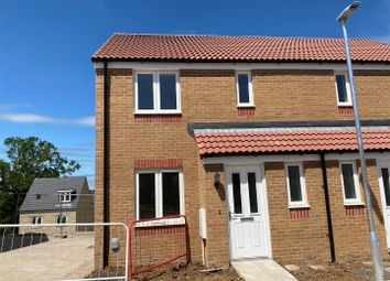 Thumbnail 2 bed semi-detached house for sale in Lawrence Drive, Calne