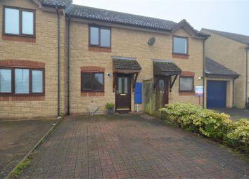 Thumbnail 2 bed terraced house for sale in Thrift Close, Stalbridge, Sturminster Newton