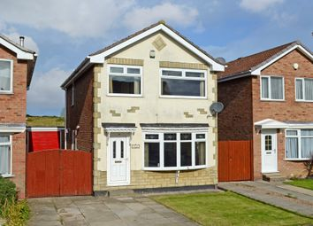 Thumbnail 3 bed detached house for sale in Stirrup Close, York