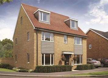 Thumbnail 5 bed detached house for sale in Longhorn Drive, Whitehouse, Milton Keynes
