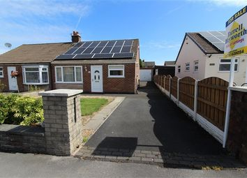 Thumbnail 2 bed bungalow for sale in Old Hall Drive, Preston