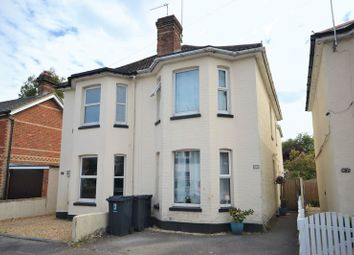 Thumbnail 3 bed semi-detached house for sale in Luther Road, Winton, Bournemouth