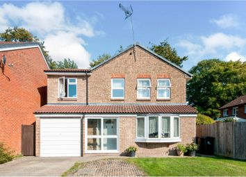 Oakfields, Crawley RH10. 4 bed detached house