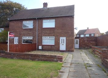 2 bed semi-detached house for sale in Deneside, Seghill, Northumberland NE23