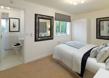 Thumbnail 4 bed detached house for sale in The Cavan, Blythe Street, Wombwell, Barnsley, South Yorkshire