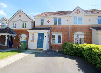 Thumbnail 3 bedroom semi-detached house to rent in Andersen Close, Whiteley, Fareham