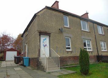Thumbnail 2 bed flat for sale in Espieside Crescent, Blairhill, Coatbridge, North Lanarkshire