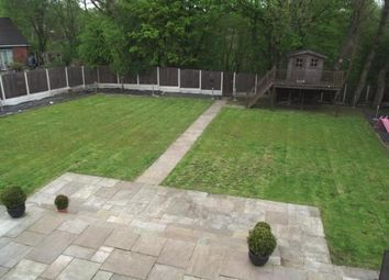 Thumbnail 4 bed detached house for sale in Waverley Road, Manchester, Lancashire
