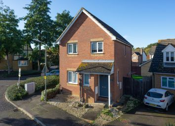 Thumbnail 3 bed detached house for sale in Butterside Road, Park Farm, Ashford