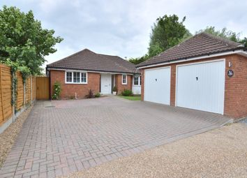 Thumbnail 4 bed bungalow for sale in Albert Road, Chelmsford