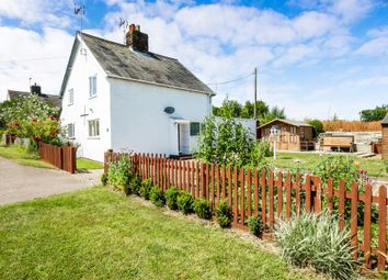 Thumbnail 2 bed semi-detached house for sale in Hill Cottage, Shipmeadow, Beccles
