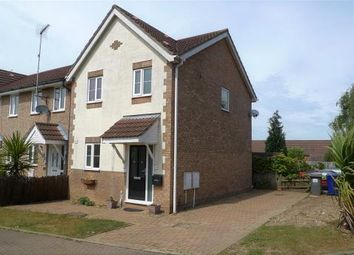Thumbnail 3 bed end terrace house for sale in Henderson Close, Haverhill, Suffolk