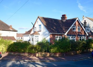 Thumbnail 3 bed bungalow for sale in Beechwood Avenue, Chatham