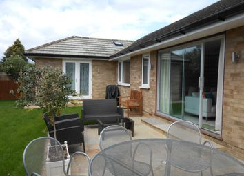 Thumbnail 4 bed bungalow to rent in Riverview Road, Ewell, Epsom