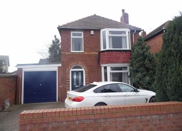 Thumbnail 3 bed detached house to rent in Ardeen Road, Doncaster
