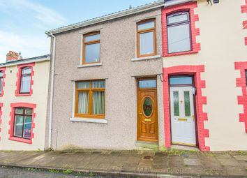 Thumbnail 2 bed terraced house for sale in Rhiwamoth Street, Aberbargoed, Bargoed