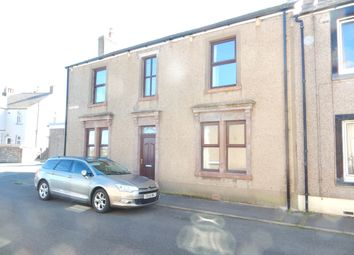 Thumbnail 3 bedroom end terrace house for sale in Margaret Street, Flimby, Maryport