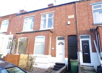 Thumbnail 2 bed terraced house for sale in Regent Street, Oadby, Leicester, Leicestershire