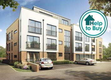Thumbnail 2 bed flat for sale in Plot 48, Hurricane House, St. Andrew's Park, Uxbridge