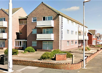 Thumbnail 2 bed flat for sale in Queens Promenade, Blackpool, Lancashire