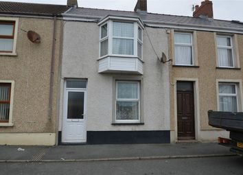 Thumbnail 3 bed terraced house for sale in Robert Street, Milford Haven, Pembrokeshire