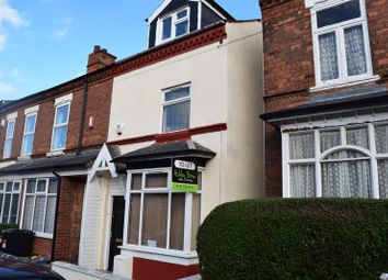 Thumbnail 5 bedroom shared accommodation to rent in Heeley Road, Selly Oak, Birmingham
