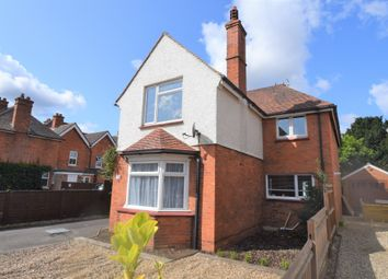 Thumbnail 4 bed detached house for sale in Boundary Road, Newbury