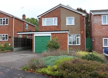 Thumbnail 4 bed detached house for sale in Elter Close, Brownsover, Rugby