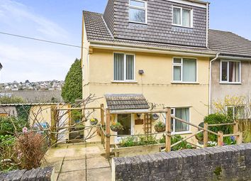 Thumbnail 5 bed semi-detached house for sale in Wolverwood Lane, Plympton, Plymouth