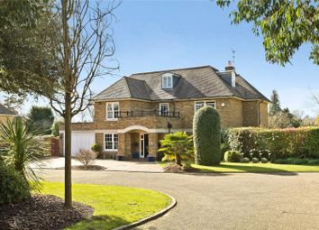 Thumbnail 5 bedroom detached house for sale in Brookfield Place, Cobham, Surrey