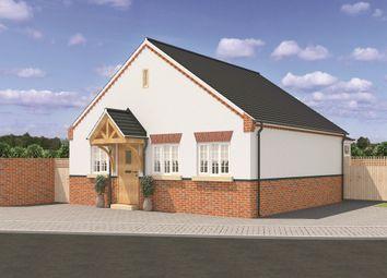 Grace Close, Bilton, Rugby CV22. 2 bed detached bungalow for sale