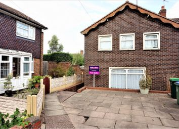 Thumbnail 3 bed end terrace house for sale in James Watt Street, West Bromwich