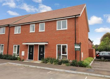 Thumbnail 3 bedroom end terrace house for sale in Bowling Green Close, Bletchley, Milton Keynes, Buckinghamshire