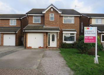 Thumbnail 4 bed detached house for sale in Courageous Close, Seaton Carew, Hartlepool